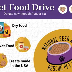 Pet Food Drive - East El Paso Animal Hospital
